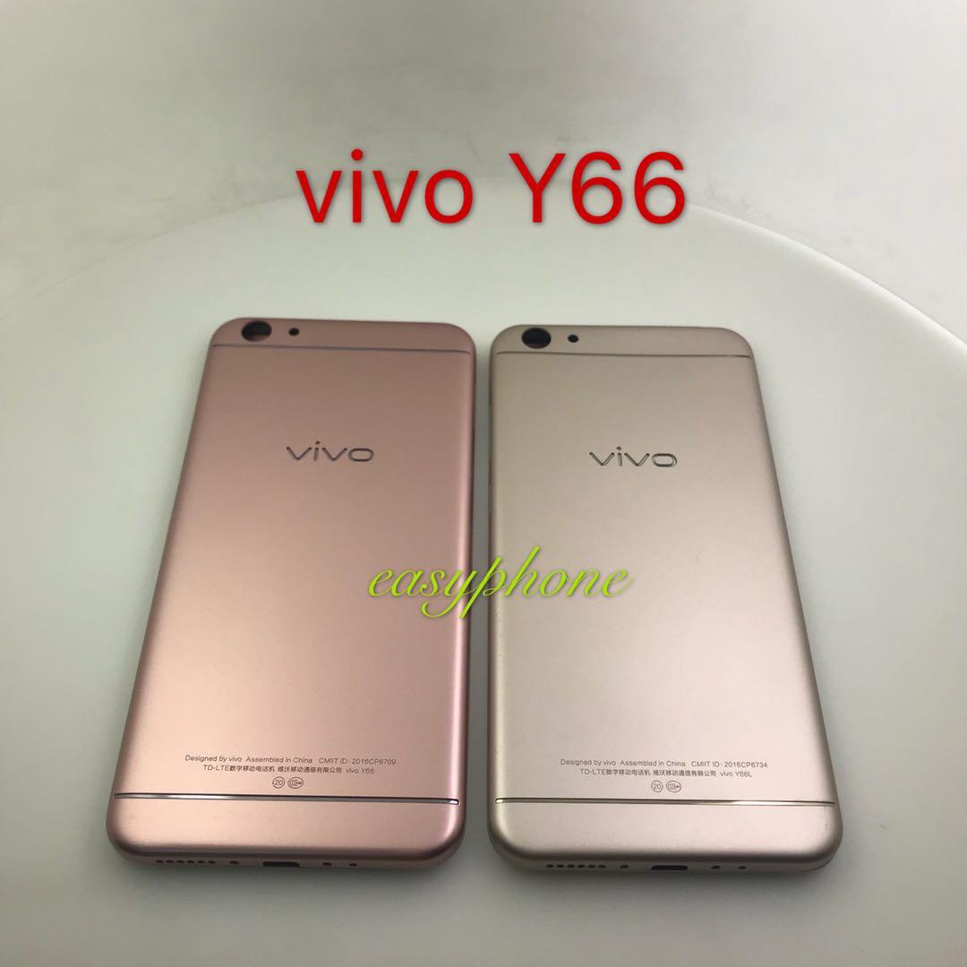 หน้ากาก Vivo Y66