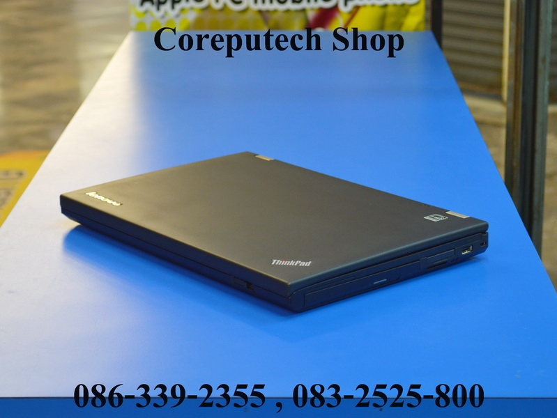 IBM ThinkPad T430 Core i5-3320M , สภาพสวยๆ แข็งแรง ทนทาน น่าใช้งาน จัดไป 10,900 บาท