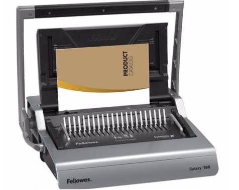 เครื่องเข้าเล่ม Fellowes รุ่น Galaxy 500 (กาแล็กซี่ 500)