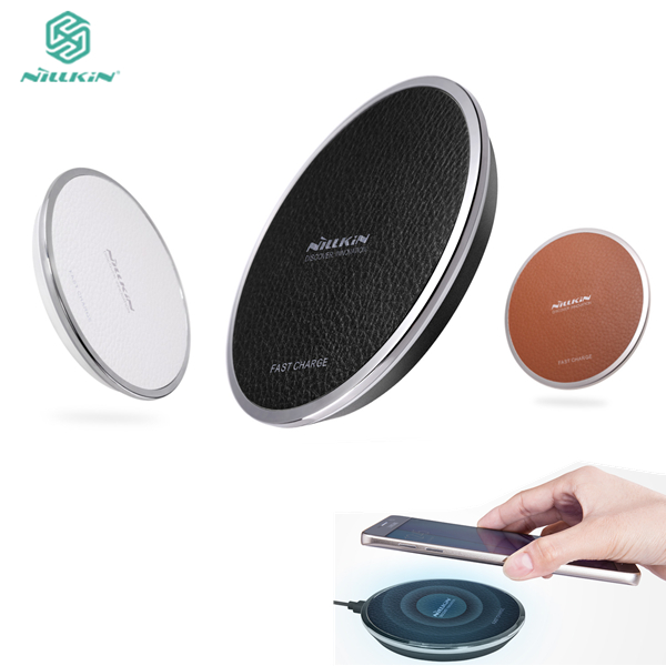 Pre-Order_NILLKIN Magic Disk III Fast Charge Edition Wireless Charger for Samsung Xiaomi Huawei