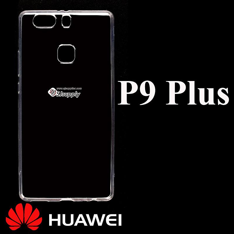 เคส Huawei P9 Plus ซิลิโคน สีใส