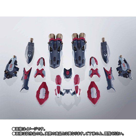 เปิดจอง DX Chogokin Macross Delta VF-31C Siegfried Mirage Falyna Jenius Super Parts Set TamashiWeb Exclusive (มัดจำ 1000 บาท)