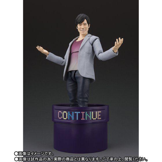 เปิดจอง S.H. Figuarts Dan Kuroto -New Joy And God Anger- TamashiWeb Exclusive(มัดจำ 500 บาท)