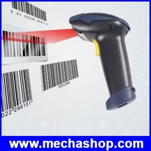 เครื่องสแกนบาร์โค้ด เครื่องแสกนบาโค้ด บาร์โค้ดสแกนเนอร์ 1D USB barcode scanner handheld laser barcode scanner LC-2013
