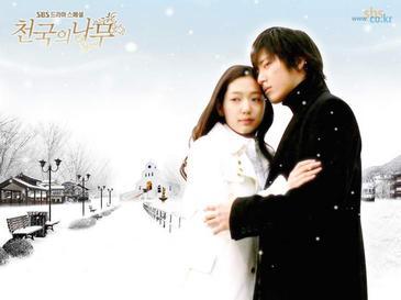 Tree In Heaven สุดปลายฟ้า สัญญารักนิรันดร์ 6 แผ่น DVD พากย์ไทย