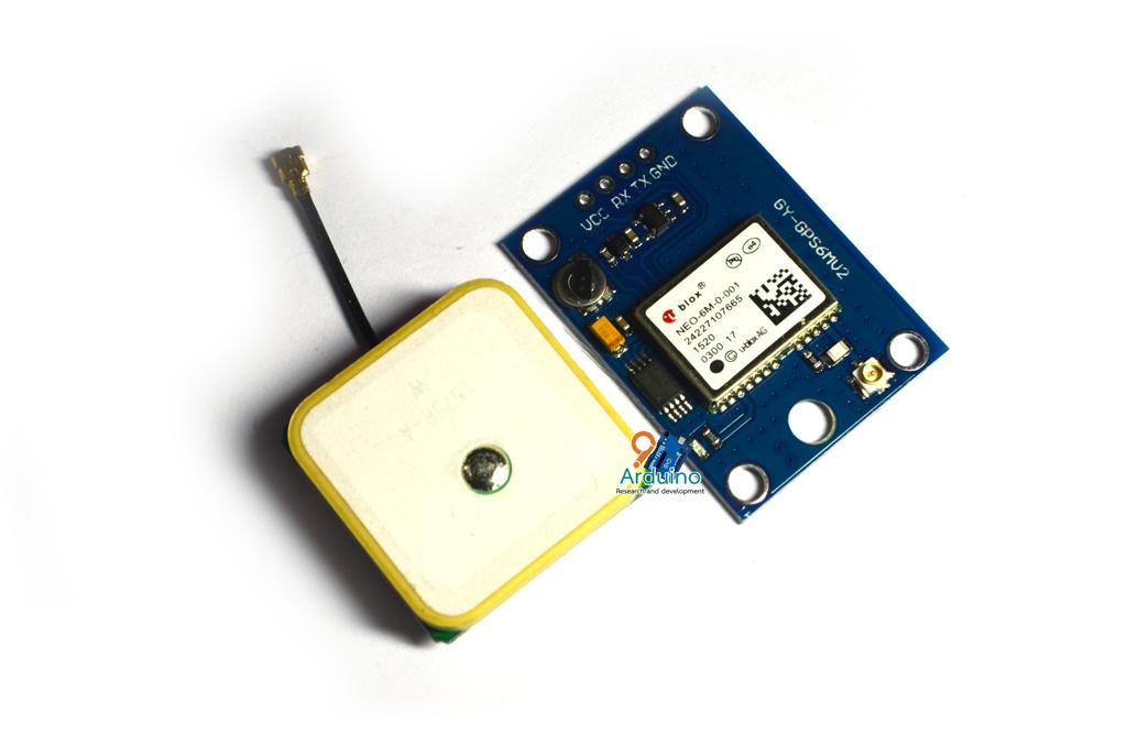 NEO-6M Ublox GPS Module GY-GPS6MV2