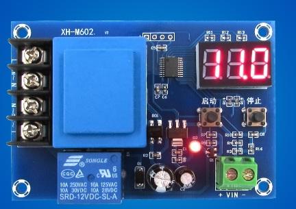 ชุดควบคุมการชาร์ทไฟ ขนาด3.7-120 โวลต์