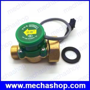 """สวิทซ์ตรวจจับการไหล โฟลสวิทซ์ HT-120 G 1/2 """"-1/2"""" water pump flow switch 1A booster pumps flow switch 220V AC"""