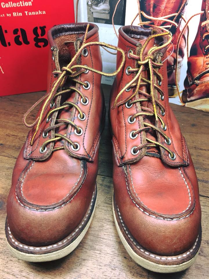 9.Sale #Redwing8131 มือสอง size 7E