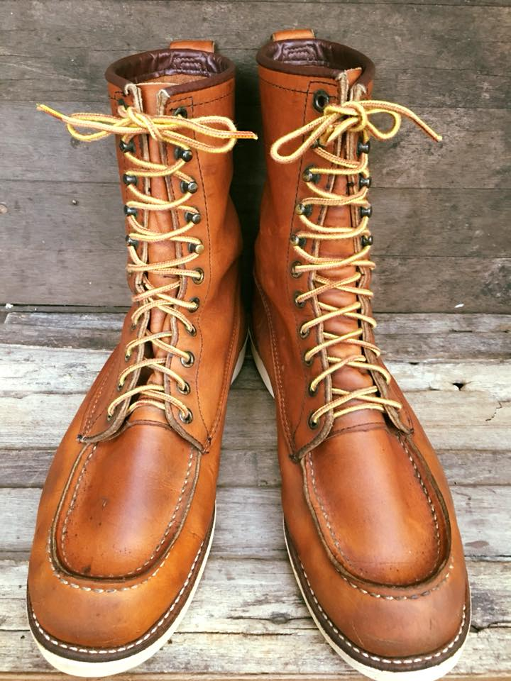 VintageRedwing877 size 10.5D