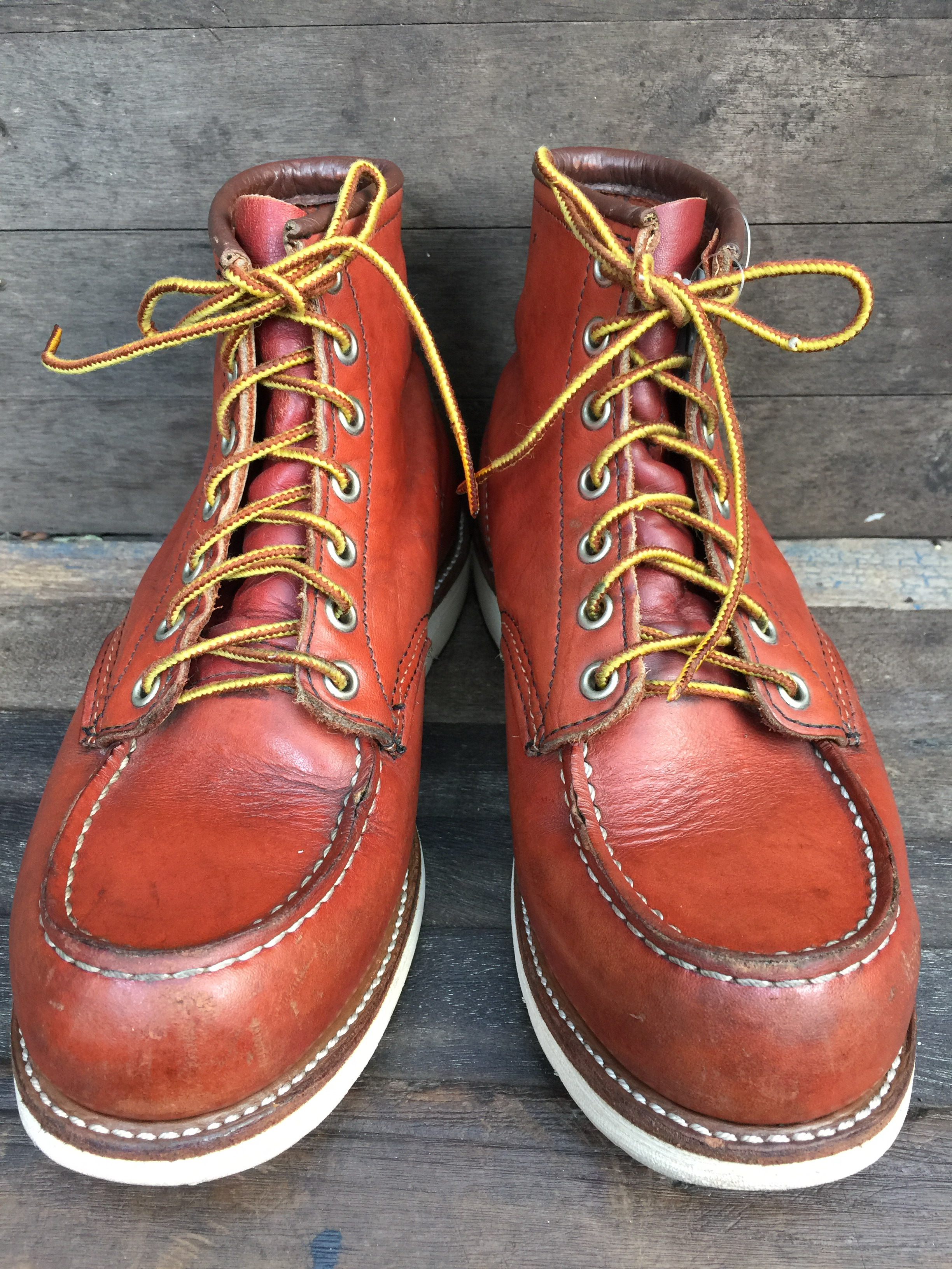Red wing 8131 size 6.5