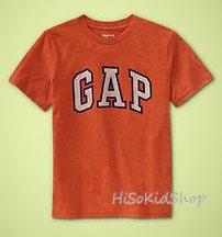 1688 Gap kids T-Shirt - Brick ขนาด 12 ปี