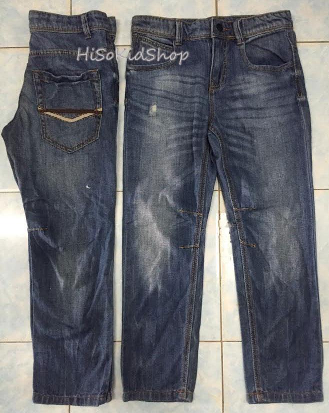1703 Benetton Jeans - Blue ขนาด 6-7,8-9,10-11 ปี