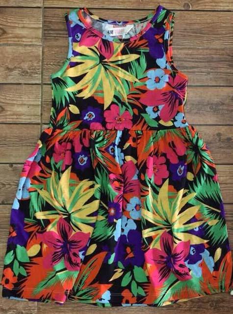 1819 H&M Dress ขนาด 2-4,6-8,8-10 ปี