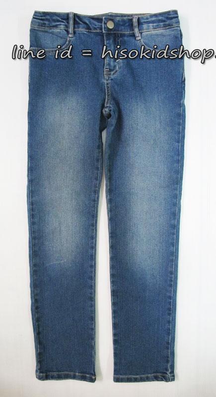 1821 Gymboree jeans - Blue ขนาด 7,8 ปี
