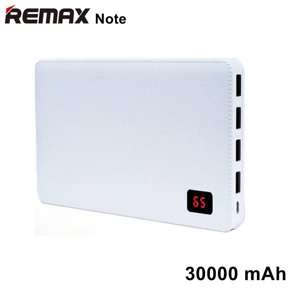 Remax Proda 30000 mAh ชาร์จพร้อมกันได้4เครื่อง