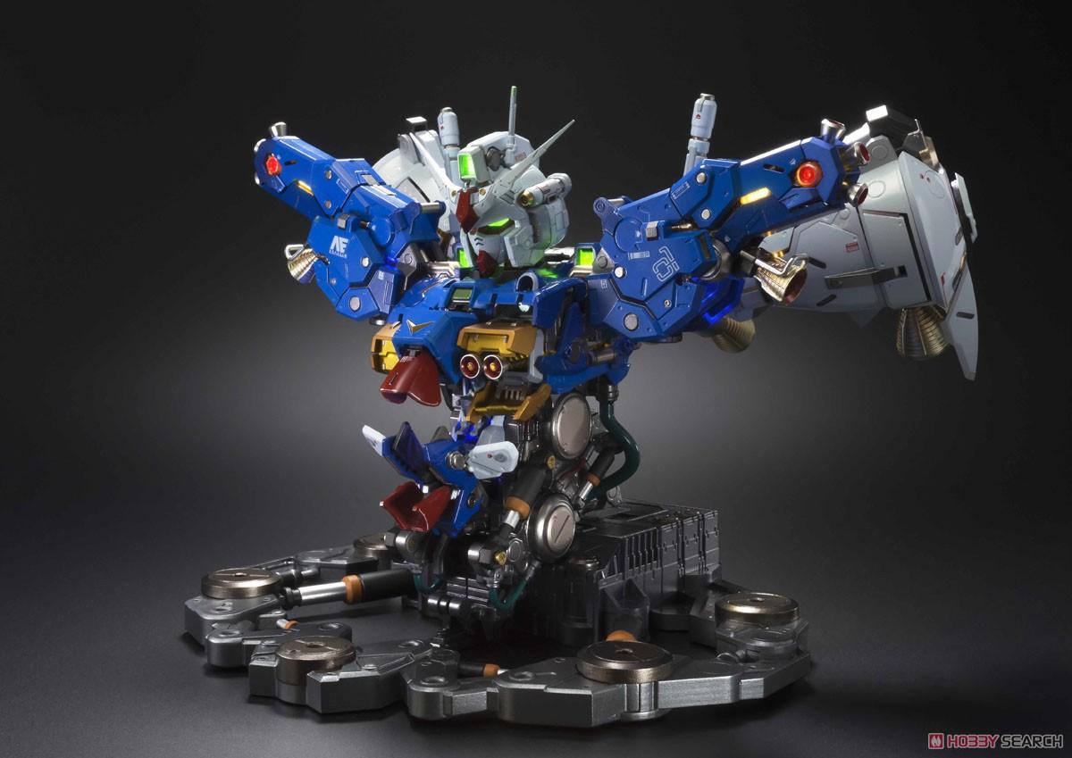 เปิดรับPreorder มีค่ามัดจำ 3000 บาท FORMANIA EX Gundam GP-01FB//สูง17cm
