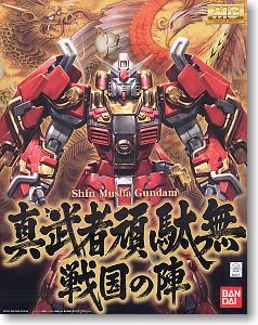 58211 MG 1/100 Shin musha Sengoku รุ่นมีฉากหลัง 8000เยน