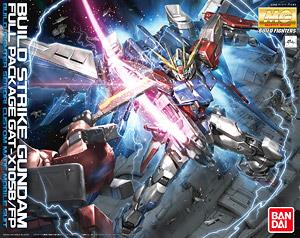 285183 MG1/100 Build Strike Gundam Full Package 4200 เยน