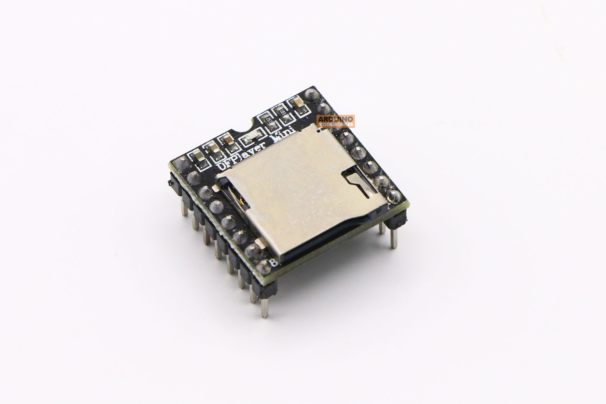 Mini MP3 Player Module for Arduino (DFPlayer MP3-TF-16P)