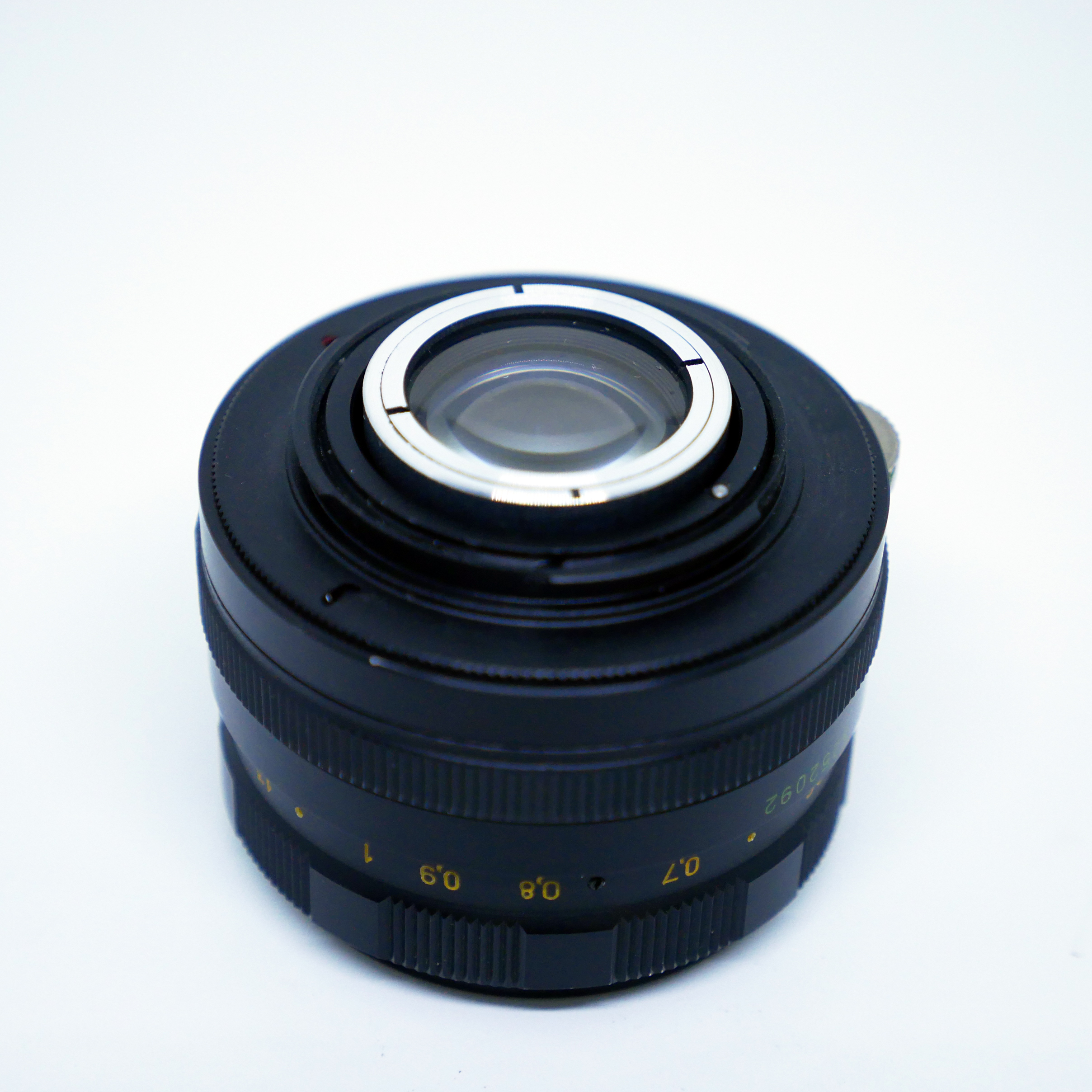HELIOS 44M 58mm f2 0 for Nikon (infinity focus)