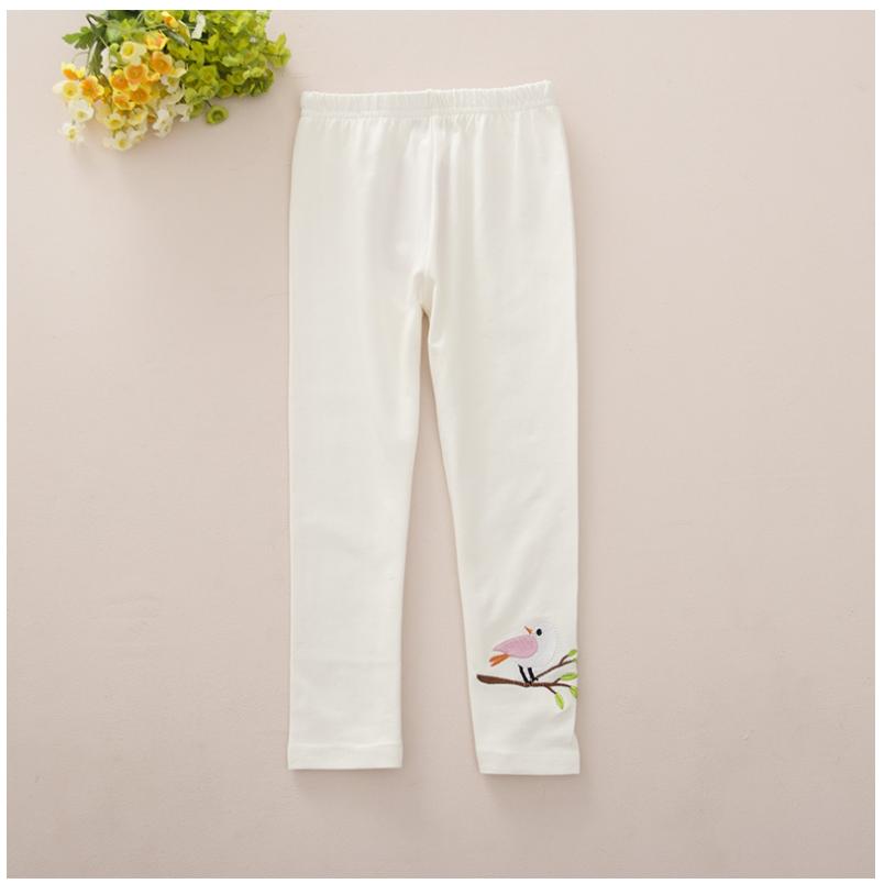 เลคกิ้ง สีขาว แพ็ค 5ชุด ไซส์ 100-110-120-130-140