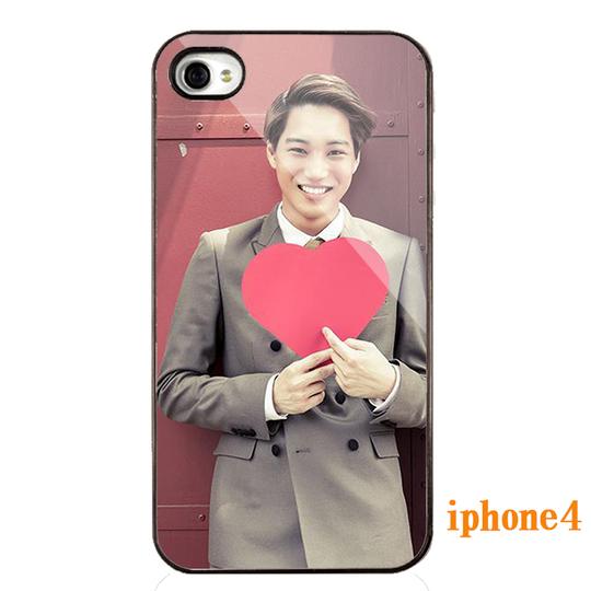 EXO KAI เคส iphone 4s/5s