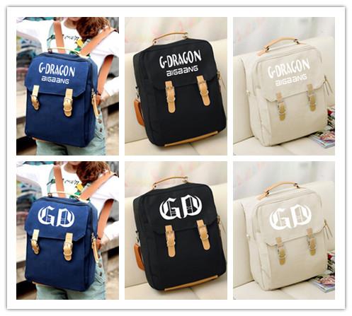 กระเป๋าสะพาย / เป้ทรงเหลี่ยม G-Dragon