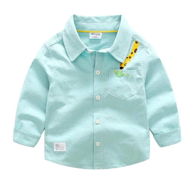 เสื้อ สีเขียว แพ็ค 5 ชุด ไซส์ 100-110-120-130-140