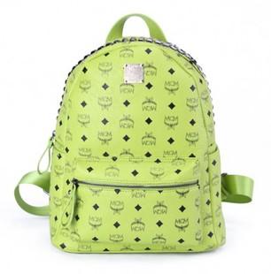 กระเป๋า MCM สีเขียว(ไม่ปักหมุด)