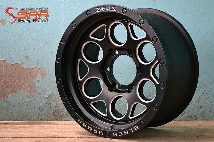 ZEUS-11 BLACK MAMBA ขอบ16 นิ้ว