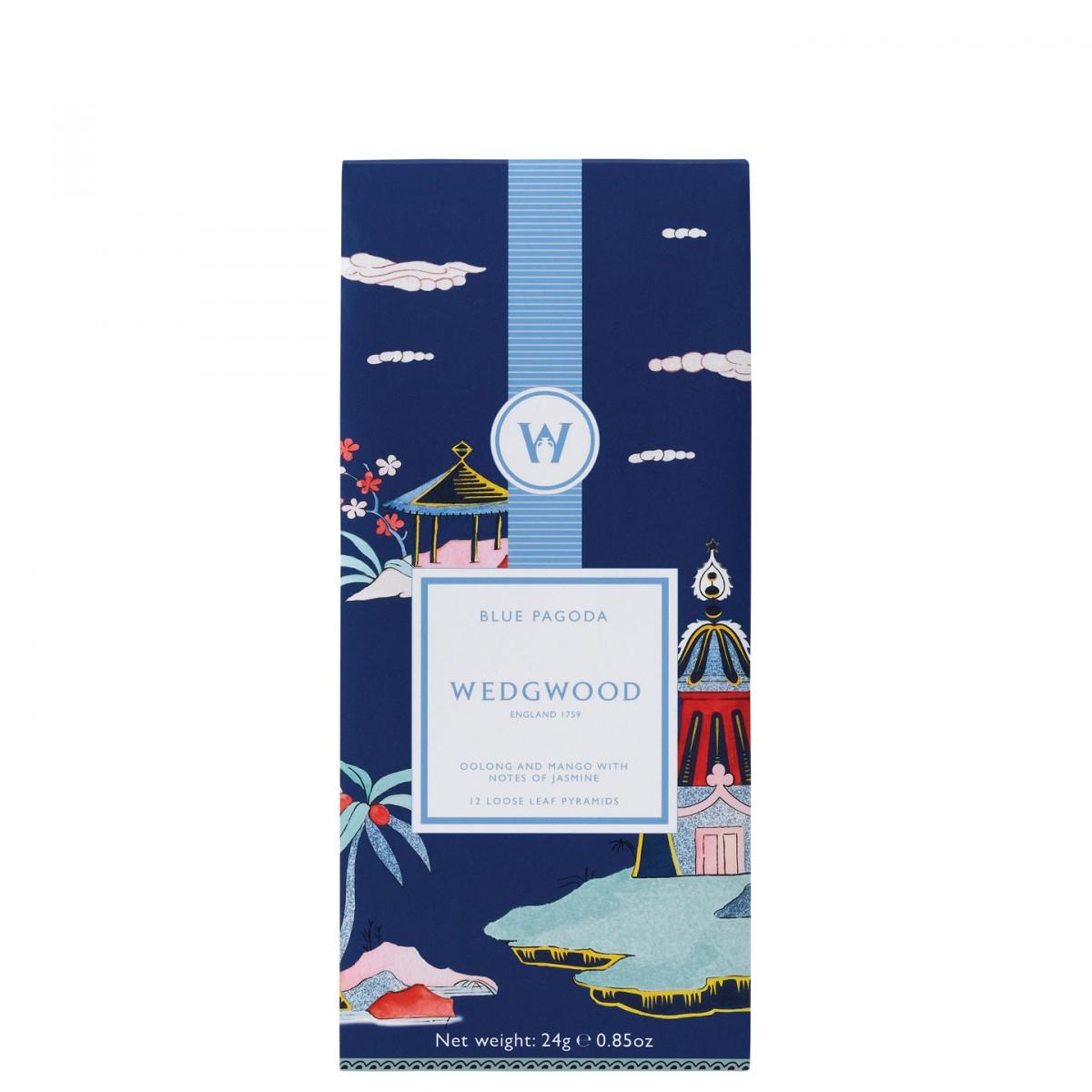 Wonderlust Blue Pagoda – Oolong Blend Tea