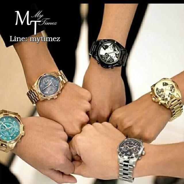 นาฬิกาแบรนด์แท้ ยี่ห้อ Michael Kors Bradshow MK6272