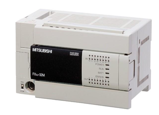 PLC FX3U-64MR/ES-A