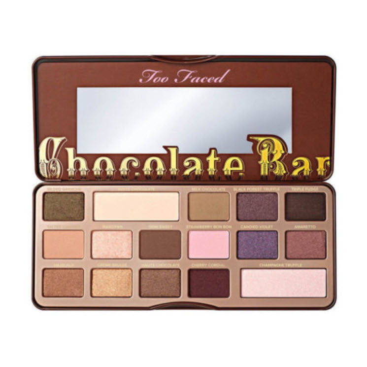 Too Faced palette ชุด Chocolate Bar 16 สี