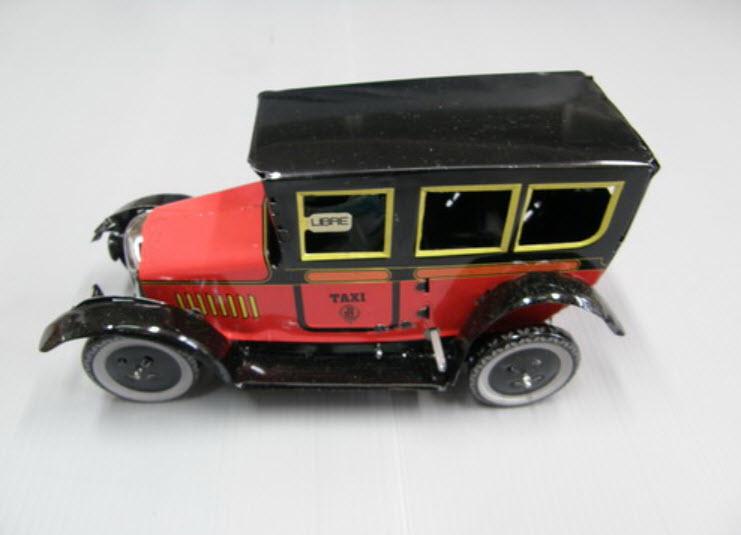 รถแท๊กซี่แดงอังกฤษ