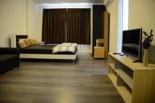 For Rent ให้เช่า ดีคอนโด แคมปัส รีสอร์ท บางนา, Dcondo Campus Resort Bangna ,ชั้น 7 ตึก E ห้องกว้าง แต่งสวย พร้อมเข้าอยู่