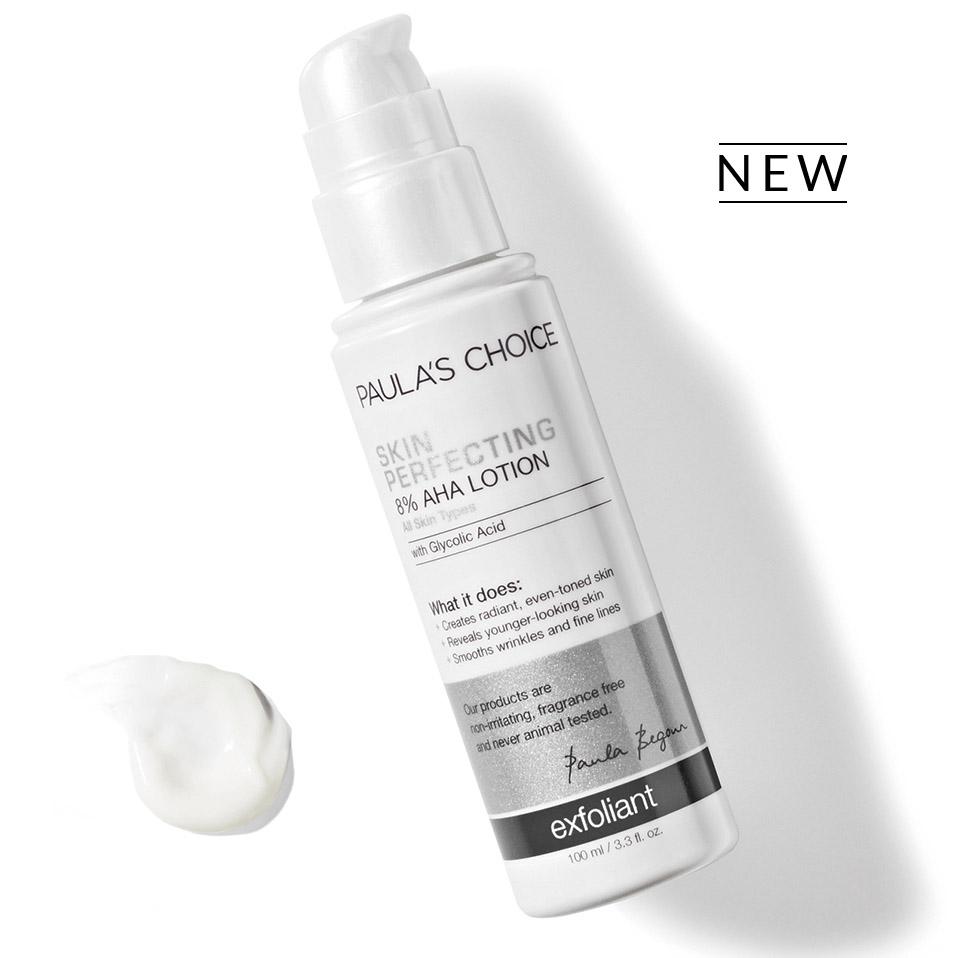 [ลด 20%] Paul'a Choice : Paula's Choice Skin Perfecting 8% AHA Lotion 100ml