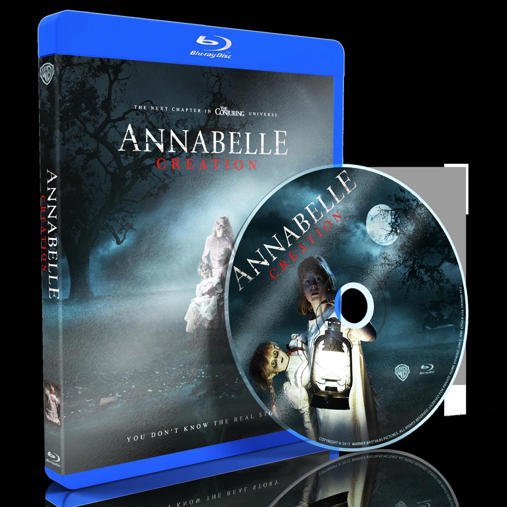 U1733 - Annabelle (Creation) (2017) [แผ่นสกรีน]