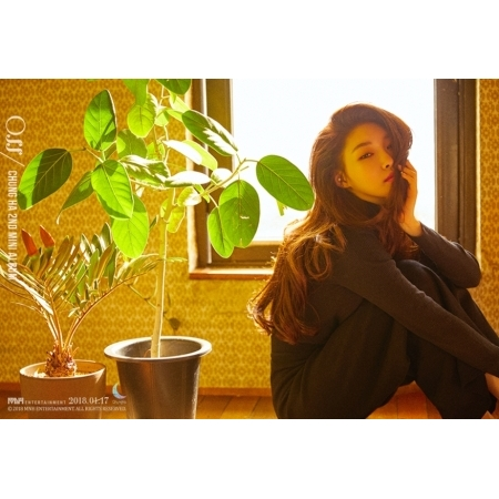 CHUNG HA - Mini Album Vol.2 [OFFSET] (OFF Ver.)