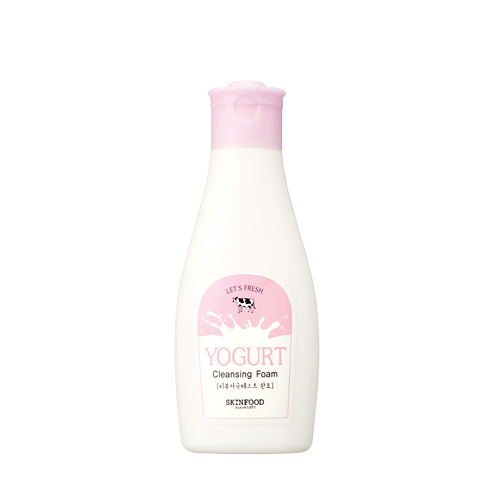 Skinfood Fresh Yogurt Cleansing Foam 130ml