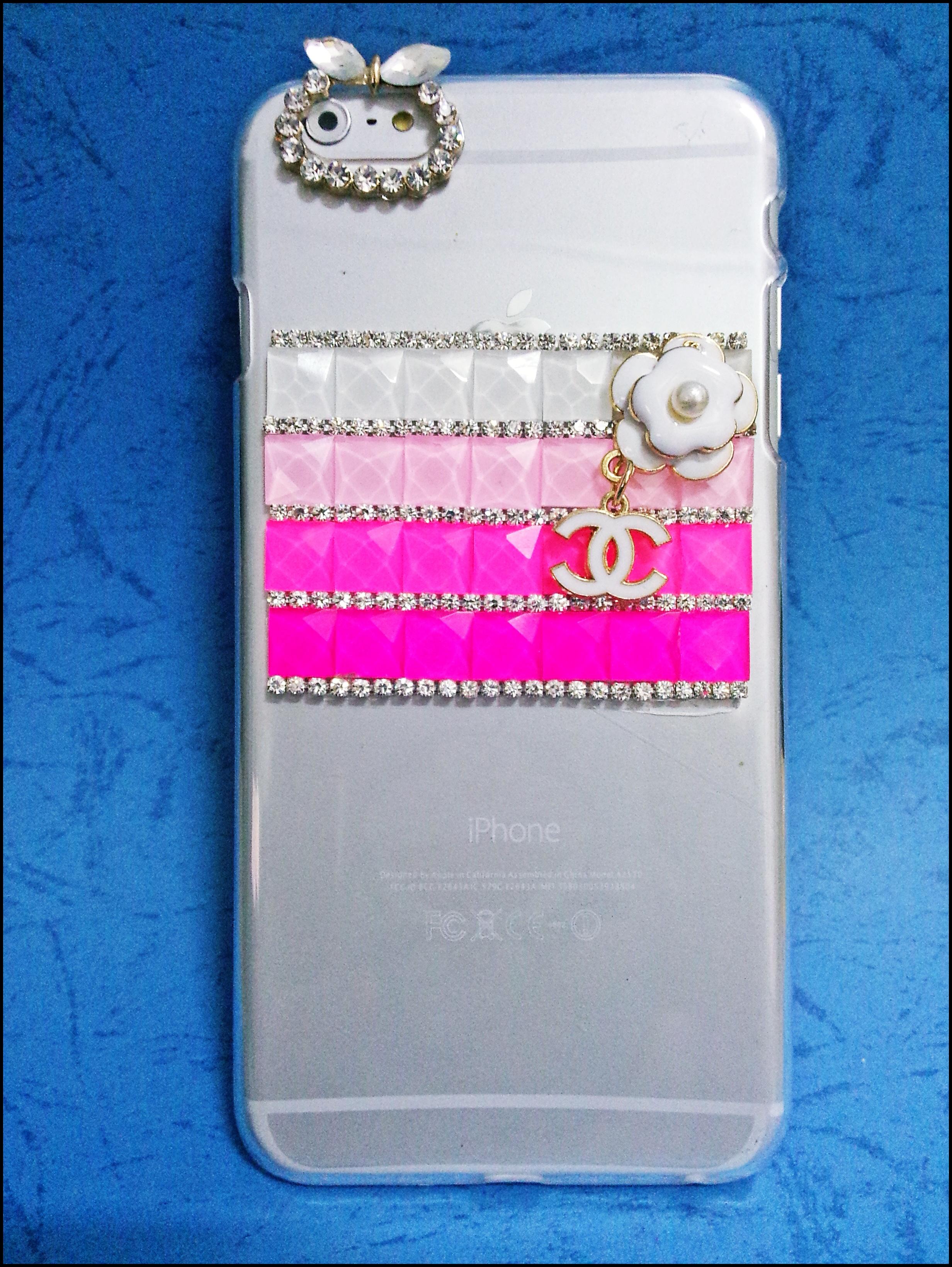 เคสไอโฟน 6 พลัส 6S พลัส เคสประดับคริสตัส