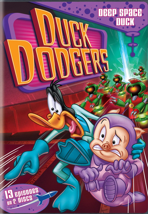 Duck Dodgers: Deep Space Duck: Season 2 - ดั๊ก ดอดเจอร์ ซูเปอร์เป็ดพิทักษ์จักรวาล ปี 2 (มาสเตอร์ 2 แผ่นจบ)