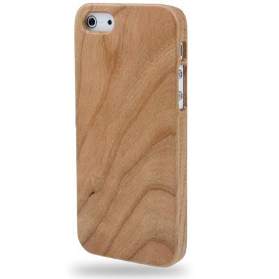 Case เคส Cherry Wood iPhone 5