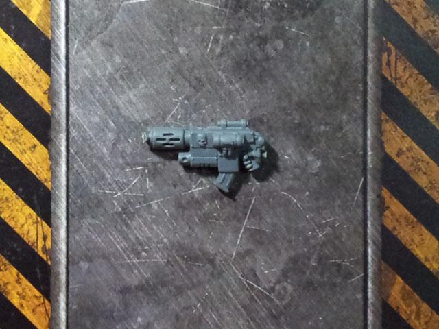 Combi Melta gun