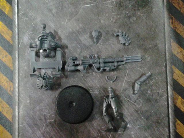 Necron Deathmark Single