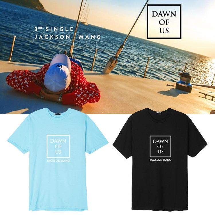 เสื้อยืด DAWN OF US Sty.Jackson -ระบุสี/ไซต์-