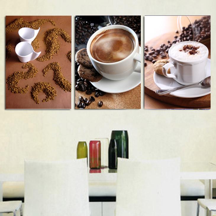 ภาพกาแฟสดแต่งร้านกาแฟ Art-Cof3
