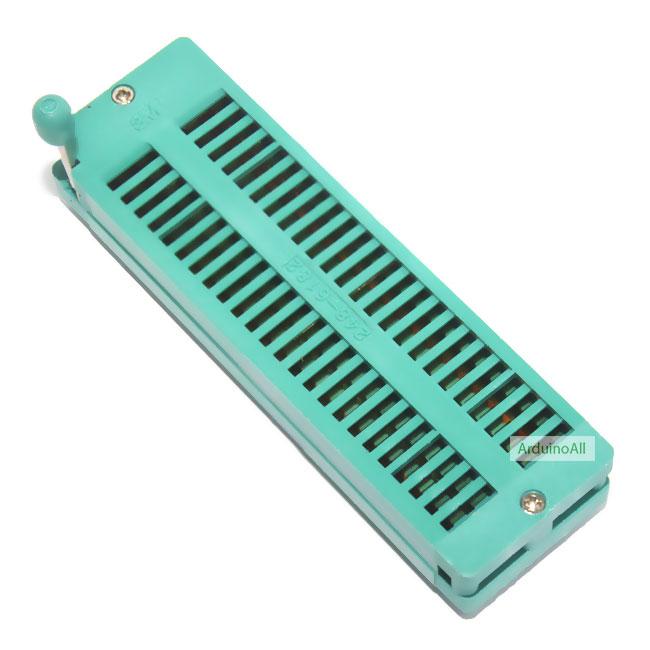 ZIF Socket 48 Pin Universal ZIF Dip Tester IC Test Socket