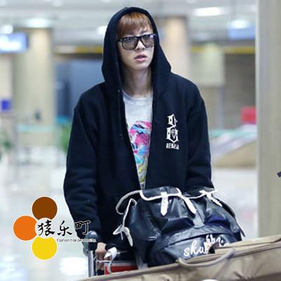 HOOD Jacket REBELB Sty.Chanyeol -ระบุไซต์-